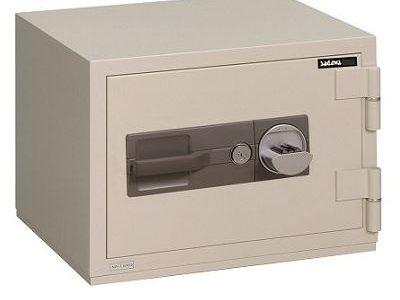 サガワ(SAGAWA) PC41V 指静脈認証式 2時間耐火金庫