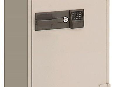 サガワ(SAGAWA) PC110T テンキー式 2時間耐火金庫